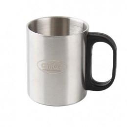 TAZA CAFE TERMO INOXIDABLE 0,3L
